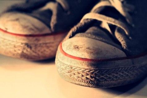 aku, kau, dan sepatu