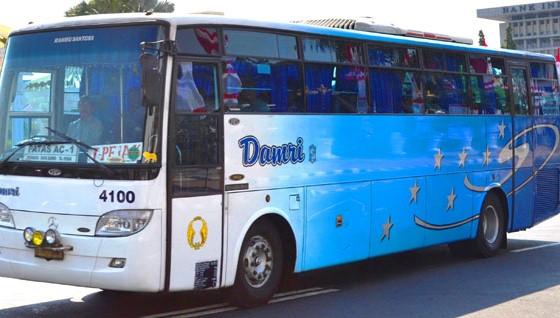 Mahluk Manis dalam Bus (dok. damri.co.id)